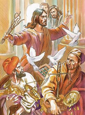 Gesù nel tempio2